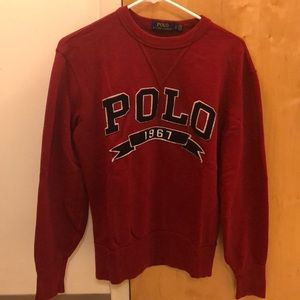 Polo Ralph Lauren Sweater (Size: SP)